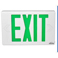 Exit Signs and Emergency Light