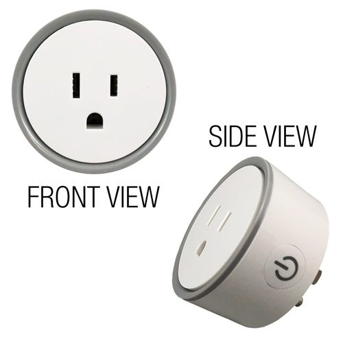 VIS-8003 views for Wi Fi Socket