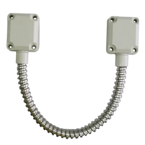 Visionis VIS-2000 Flexible Stainless Steel Armored Door ...  sc 1 st  FPC Security : armored door cord - pezcame.com