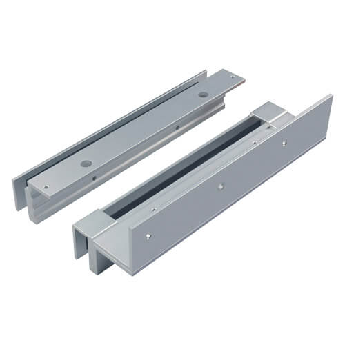 Maglock On Glass Door And Glass Frame Fpc Security Maglock