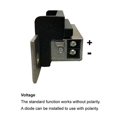 Previous  sc 1 st  FPC Security & Visionis VIS-EL103-FSE 2200lbs Electric Door Strike for Wood and ... pezcame.com