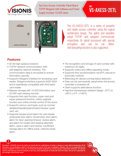 Previous  sc 1 st  FPC Security & FPC-6482 Two Door Access Controller TCP/IP RS485 Wiegand for In ...