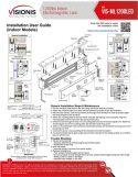 VIS-ML1200LED Manual