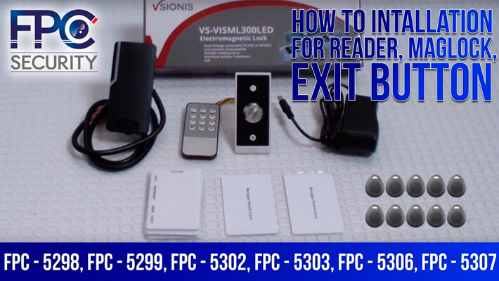 Installation Video FPC-5298
