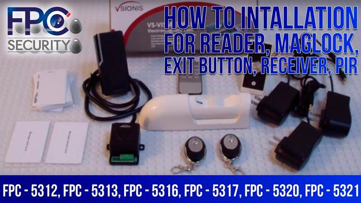 Installation Video FPC-5312