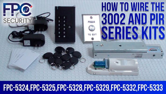 Wiring Video FPC-5324