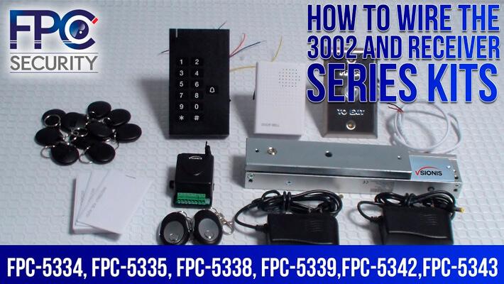 Wiring Video FPC-5334