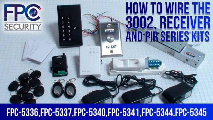 Wiring Video FPC-5336