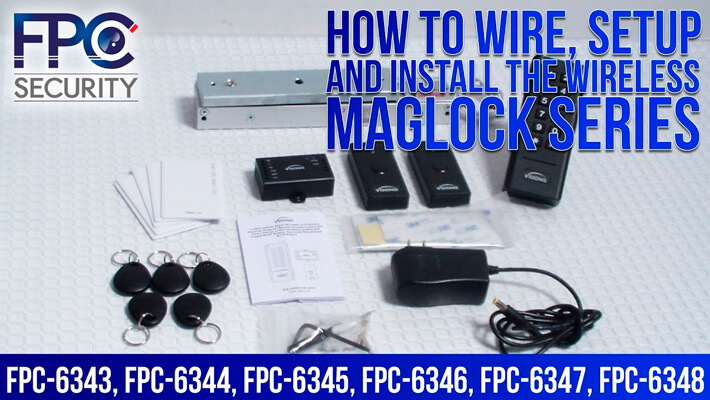 Wiring Video FPC-6343