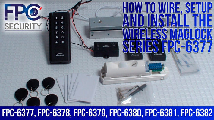 Wiring Video FPC-6377