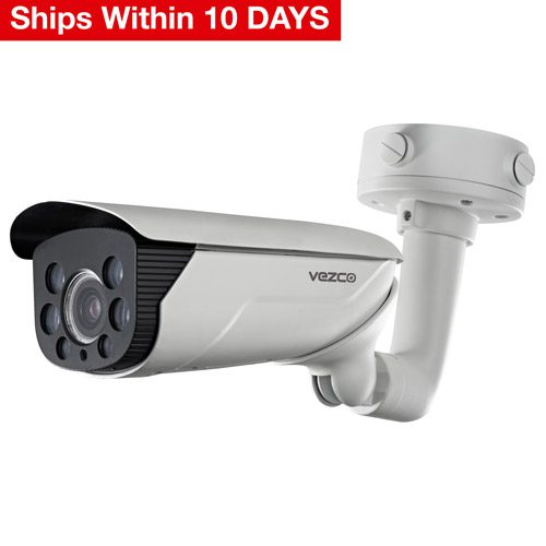 VZ-IP-2MLPRB 2MP ANPR Low Light Bullet Camera