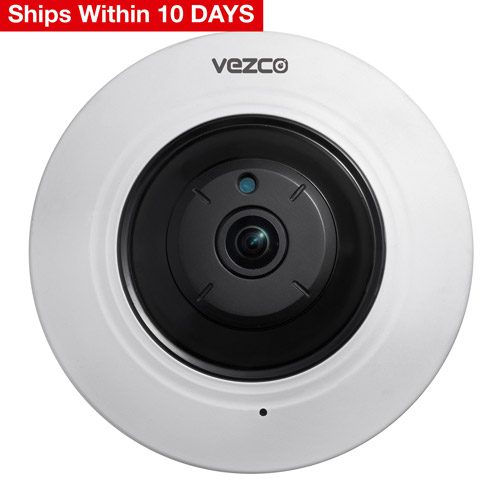 VZ-IP-3M360IR 3 MP Network Fisheye Camera