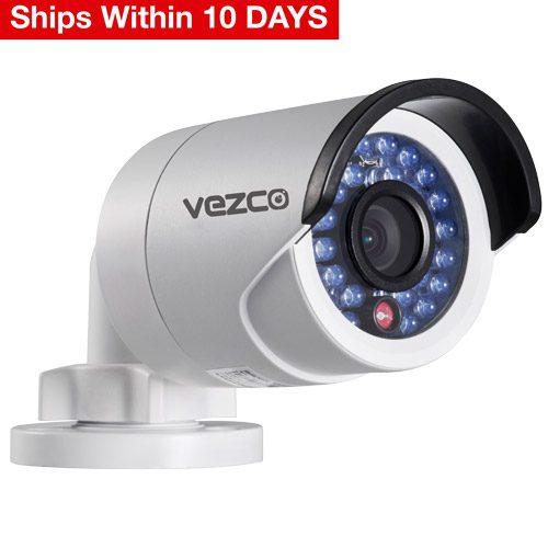 VZ-IP-B2030 - 2MP IR Mini Bullet Camera