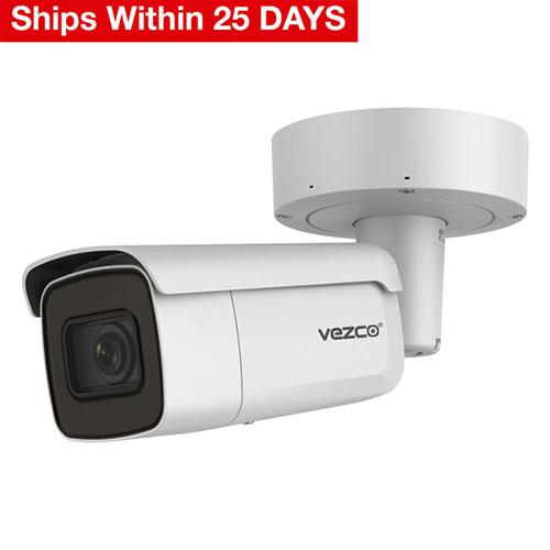 VZ-IP4K-B8050MZVF 8MP WDR Vari-focal Network Bullet Camera