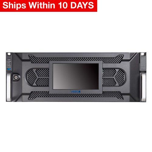 VZ-NVR-12M256-16HD - NVR-768Mbps, 12MP-16 SATA interfaces, Alarm I/O 16/4