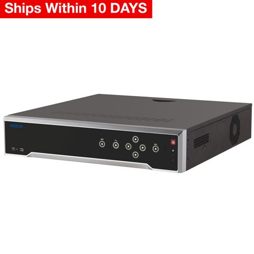 VZ-NVR3200-4HD - NVR-32CH-253Mbps, Alarm I/O 16/4