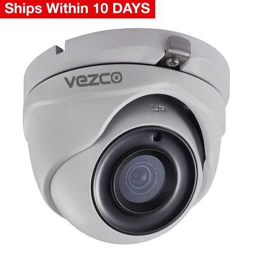 VZ-TVI-D2020TWDR - HD1080P WDR EXIR Turret Camera