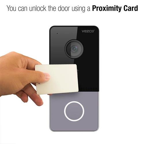 VZ-IP-INT1DS One Channel Video Intercom Card Reader