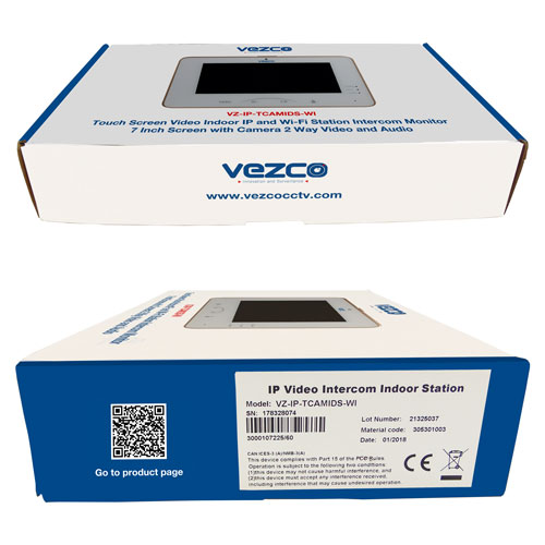 VZ-IP-TCAMIDS-WI Packaging