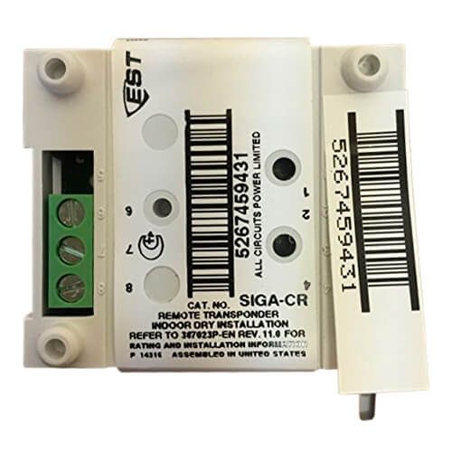 Edwards ED-SIGA-CR Control Relay Module