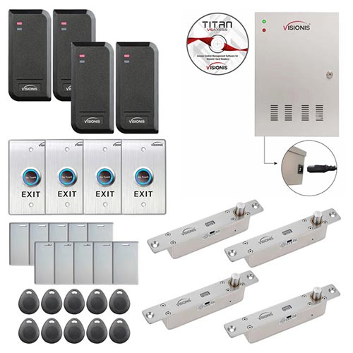 FPC-6216 Four Door Access Controller Kit