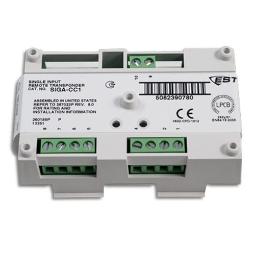 Edwards SIGA-CC1 Single Input Modules