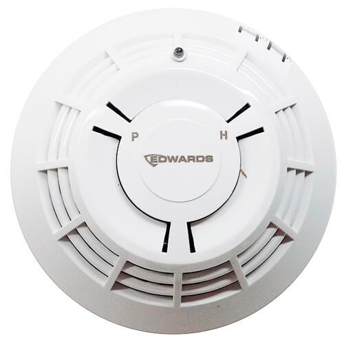 Edwards SIGA-PHD Intelligent Multisensor Smoke and Heat Detector