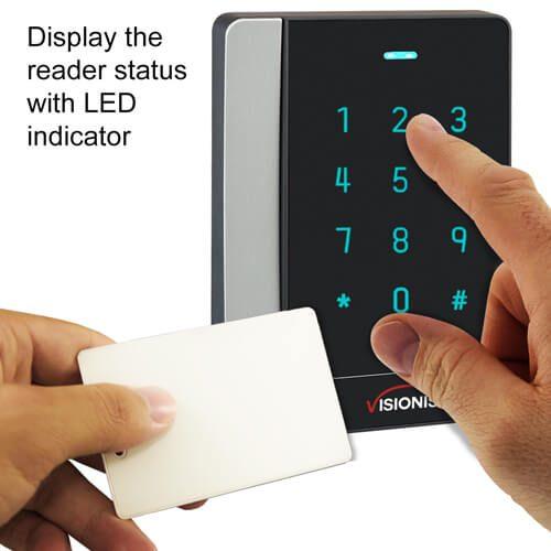 VIS-3018 Keypad Card Reader Visionis