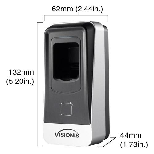 VIS-3020 Dimensions