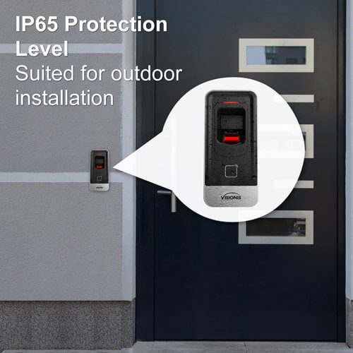 VIS-3020 IP65 for outdoor installation