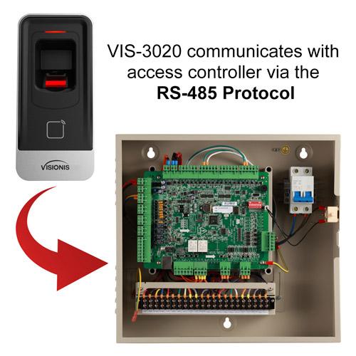 VIS-3020 RS-485 Protocol