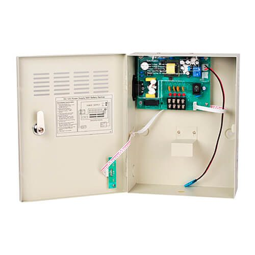 VISP-1204-3AB - DC12V 3A 4 Channels Power Supply