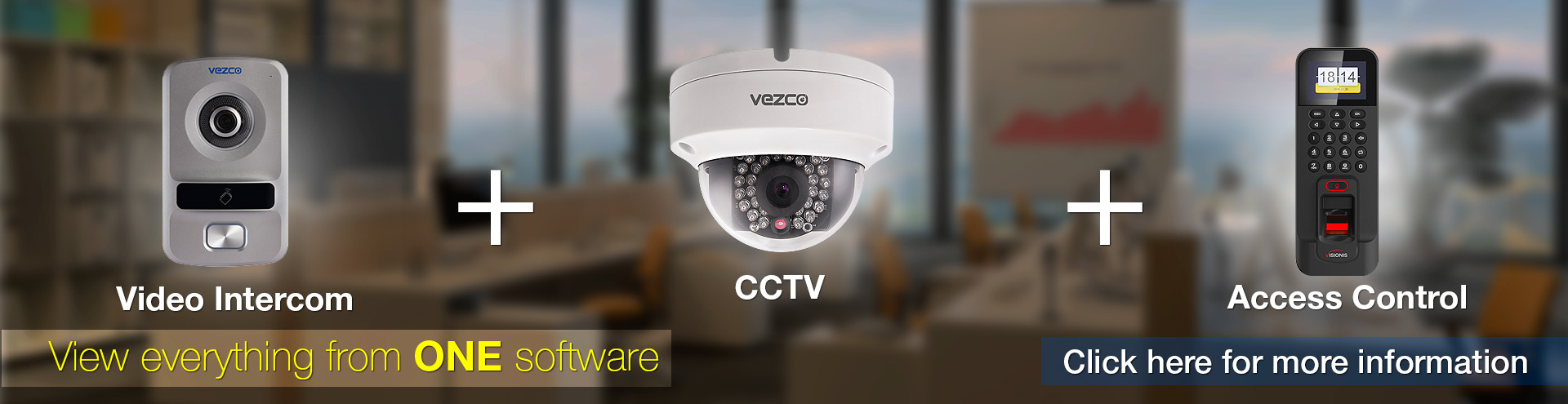 CCTV Integrated Solutions Banner