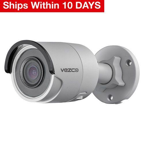VZ-IP-B4230-DARK - 4 MP IR Fixed Bullet Network Camera