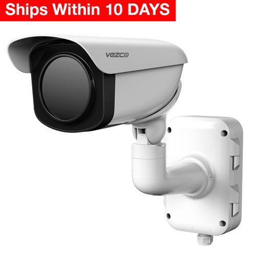 VZ- IP-THERCAM75 - Thermal Network Bullet Camera, 75mm Lens
