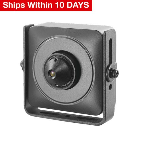 VZ-TVI-2MPIN - 2 MP WDR Covert Camera