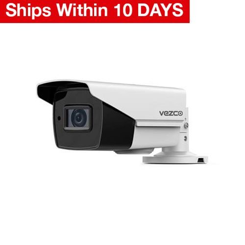 VZ-TVI-8340MZVF-4K 4K Ultra-Low Light VF Bullet Camera