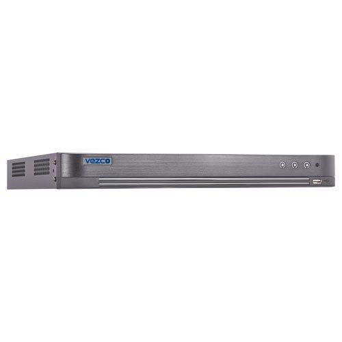 16CH DVR Turbo HD, 4-ch Audio input, 2 SATA - VZ-DVR-8M16-4K Vezco