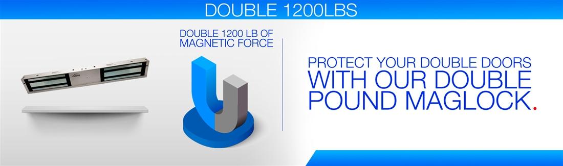 Double 1200LBS