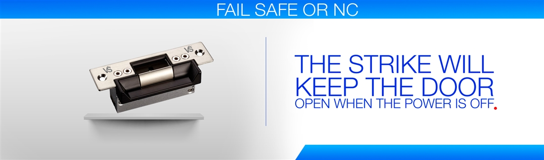 Fail Safe or NC