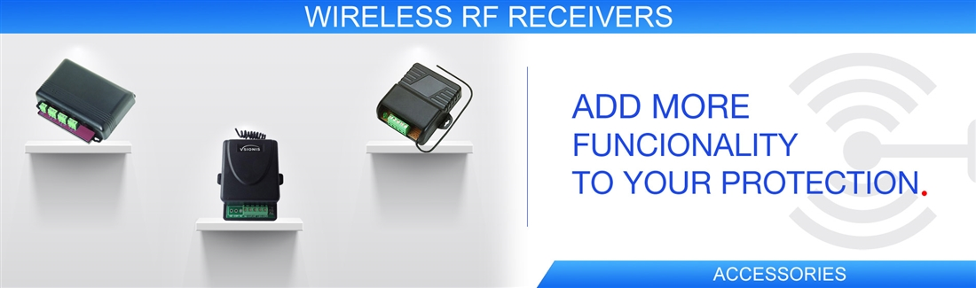 Wireless RF Receivers
