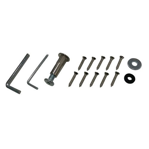 Visionis VIS-SCW1200 Replacement and spare part screws for VS-VISML1200LED 1200lb Mag Lock
